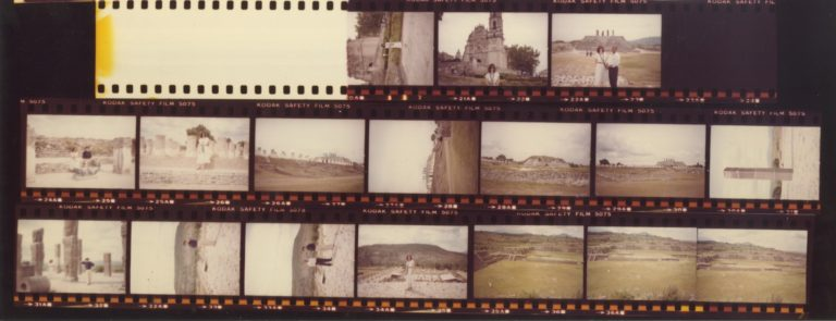 Contact sheet of images of Tula, Mexico